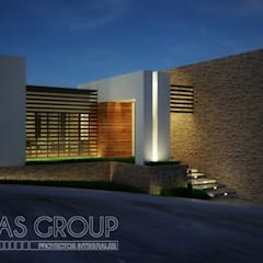 Country house by Zayas Group