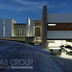 Rumah pedesaan by Zayas Group