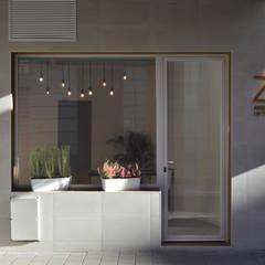 Oficinas y Comercios de estilo  por Z3 Arquitectura Interior