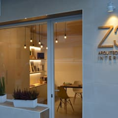 Offices & stores by Z3 Arquitectura Interior