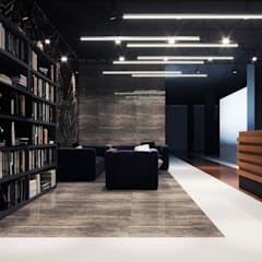 Walls by TIME DESIGN STUDIO