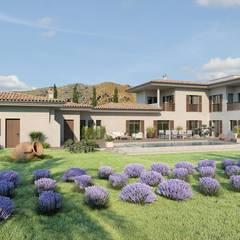 Single family home by Bien Estar Architecture