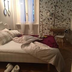 Small bedroom by Arredamenti Pjm- Hastens