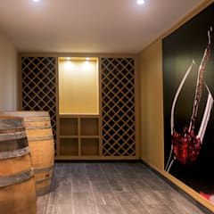 Bodegas de vino de estilo  por Pedigree Group