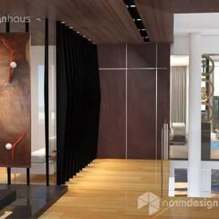 corridor, interior design malaysia:  Corridor & hallway by Norm designhaus