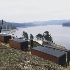 Ooty | Barragem de Castelo de Bode @ Tomar: Bungalows  por Black Oak Company group|( Ooty. )( Timberman )( Growing )