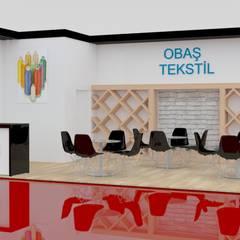 Conference Centres by AÇI PROJE MİM. İNŞ.