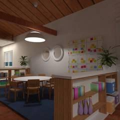 Schools توسطArquimundo 3g - Diseño de Interiores - Ciudad de Buenos Aires, اسکاندیناویایی