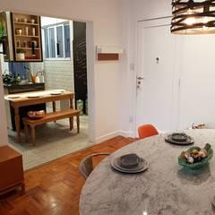 Sala de Jantar: Salas de jantar  por Studio Elã