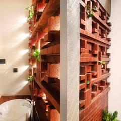 浴室 by Mandalananta Studio