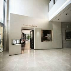 In-side Entrance: 피투엔디자인  _____  p to n design의  호텔