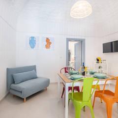 B&B I Colmi Trulli Suites: Cucina in stile  di ABBW angelobruno building workshop