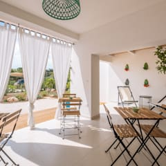Balkon by ABBW angelobruno building workshop