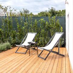 B&B I Colmi Trulli Suites: Terrazza in stile  di ABBW angelobruno building workshop