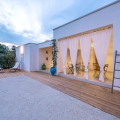 Antejardines de estilo  por ABBW angelobruno building workshop