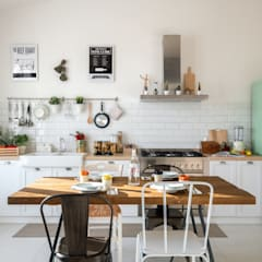 Kitchen by ABBW angelobruno building workshop