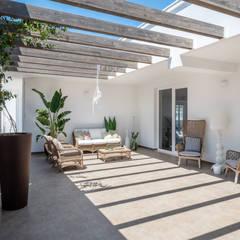 Terrace by ABBW angelobruno building workshop
