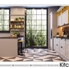 Kitchenplus  – Village Mutfak:  tarz Mutfak