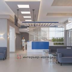 Дизайн офисов:  Лікарні by Интерьер-Идея