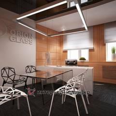 Дизайн офисов:  Офісні будівлі by Интерьер-Идея
