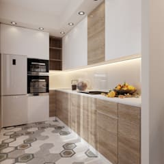 Built-in kitchens by ReDi,