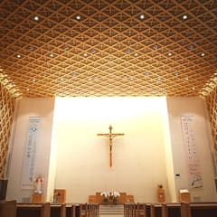 Catholic Church: 피투엔디자인  _____  p to n design의  행사장