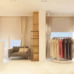 Салон женской одежды: Коммерческие помещения в . Автор – ReDi