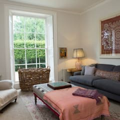 :  Living room by CLPM Ltd Construction Project Consultancy