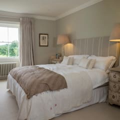 :  Bedroom by CLPM Ltd Construction Project Consultancy