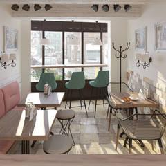 Кафе BonDi: Коммерческие помещения в . Автор – ReDi