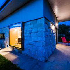 HAUS NE.:  Bungalow von Schandl Architekten