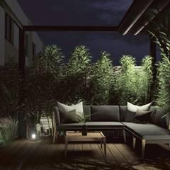 حديقة تنفيذ STTYK - Pracownia Architektury Wnętrz i Krajobrazu