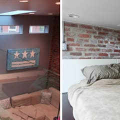 Vip Dekorasyon – Çatı Katını Dinlenme ve Yatak Odası Olarak Değerlendirmek:  tarz Teras