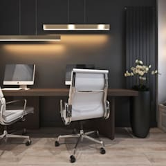 Study/office by Ambience. Interior Design