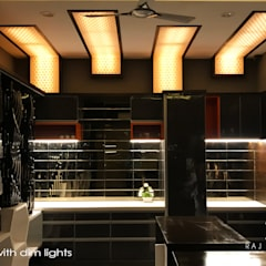R K Traders(Retail store):  Commercial Spaces by Raj Creation