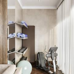 Дом мечта: балконы в . Автор – Наталья Преображенская | Студия 'Уютная Квартира'