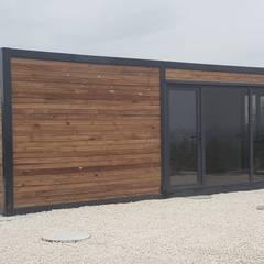 บ้านสำเร็จรูป by MOVİ evleri