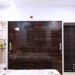 غرفة نوم تنفيذ Raj Creation