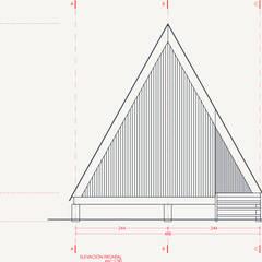 Casas passivas  por UNOAUNO arquitectura sustentable