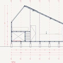 Passive house by UNOAUNO arquitectura sustentable,