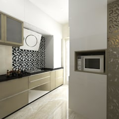 Mr. Kunal .S:  Kitchen by DesignTechSolutions