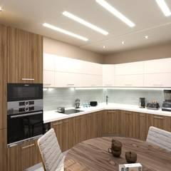Кухня: Кухни в . Автор – ИнтеРИВ