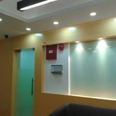 School reception space:  Schools by EX SERVICEMAN ENTERPRISES