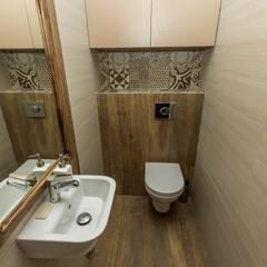 «Холостяцкая берлога»: Ванные комнаты в . Автор – ReDi