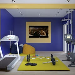 Gym by ReDi