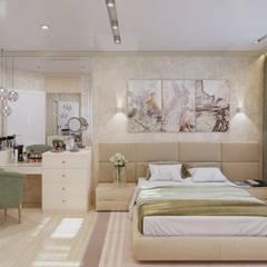 Квартира в ЖК «Бульварный переулок»: Спальни в . Автор – ReDi