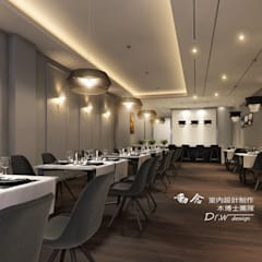Gastronomy by 木博士團隊/動念室內設計制作