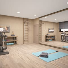 Ruang Fitness by ReDi