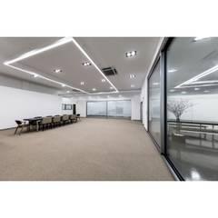 위드지스 하이엔드 시스템 창호 런칭 / 쇼룸 소개: WITHJIS(위드지스)의  회사,모던 알루미늄 / 아연