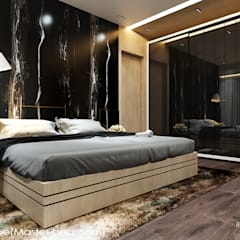 Mr. Ashwin residency :  Bathroom by Raj Creation